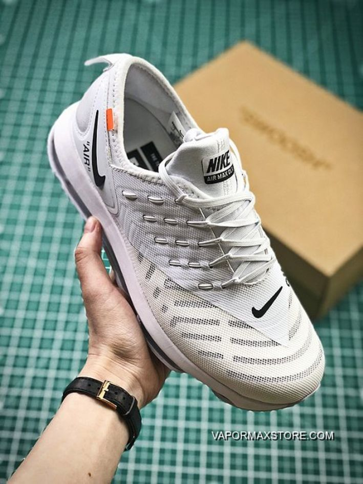 Men OFF WHITE X 2018 Nike Air Max DLX 20PSI SKU:6137 286 Buy Now