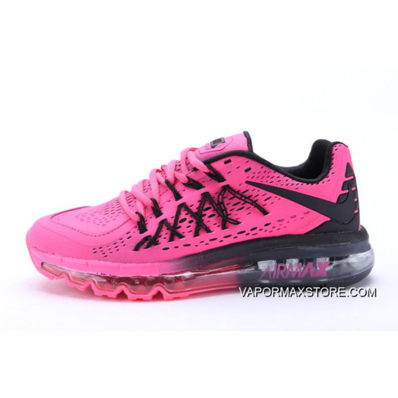 Women Nike Air Max 2015 Running Shoe SKU139115-208 New Year