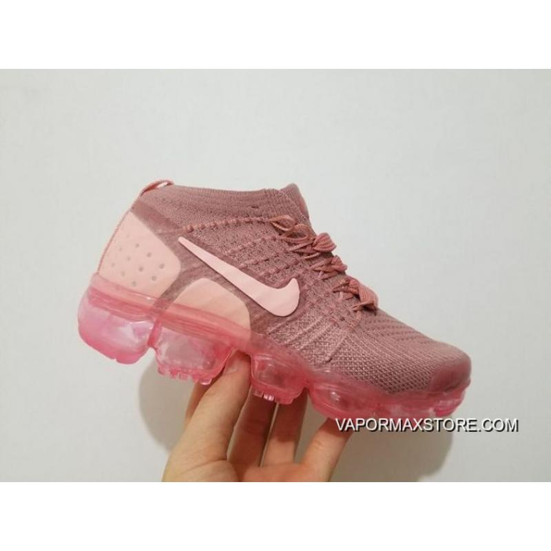 8ed847028166b Kids Nike Air VaporMax 2018 Flyknit Running Shoe SKU 196526-312 Top Deals  ...