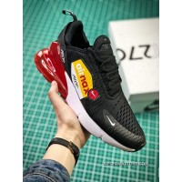 9e3d7a0b28 Men Nike Air Max 270 Running Shoe SKU:27357-237 Discount