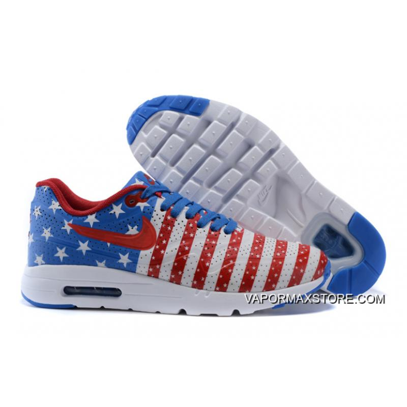 new product b04e4 3e4fa Men Running Shoes Nike Air Max 1 Ultra Moire SKU 117635-313 Authentic ...