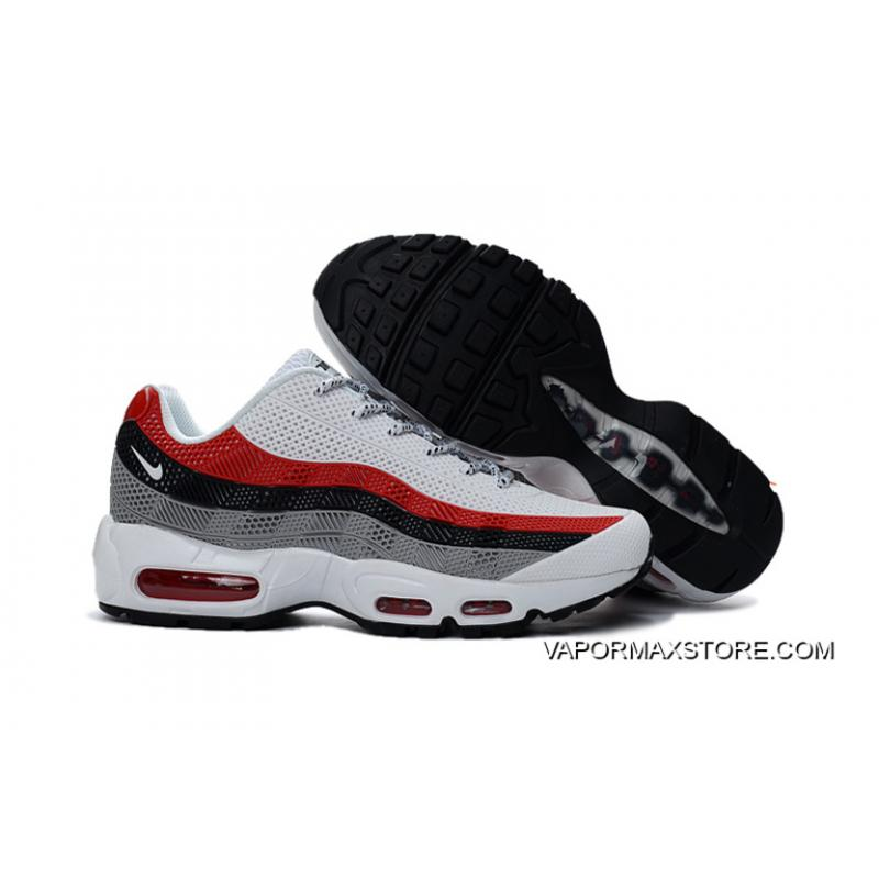 detailed pictures 87aa5 f429b For Sale Men Nike Air Max 95 Running Shoe KPU SKU:180169-264