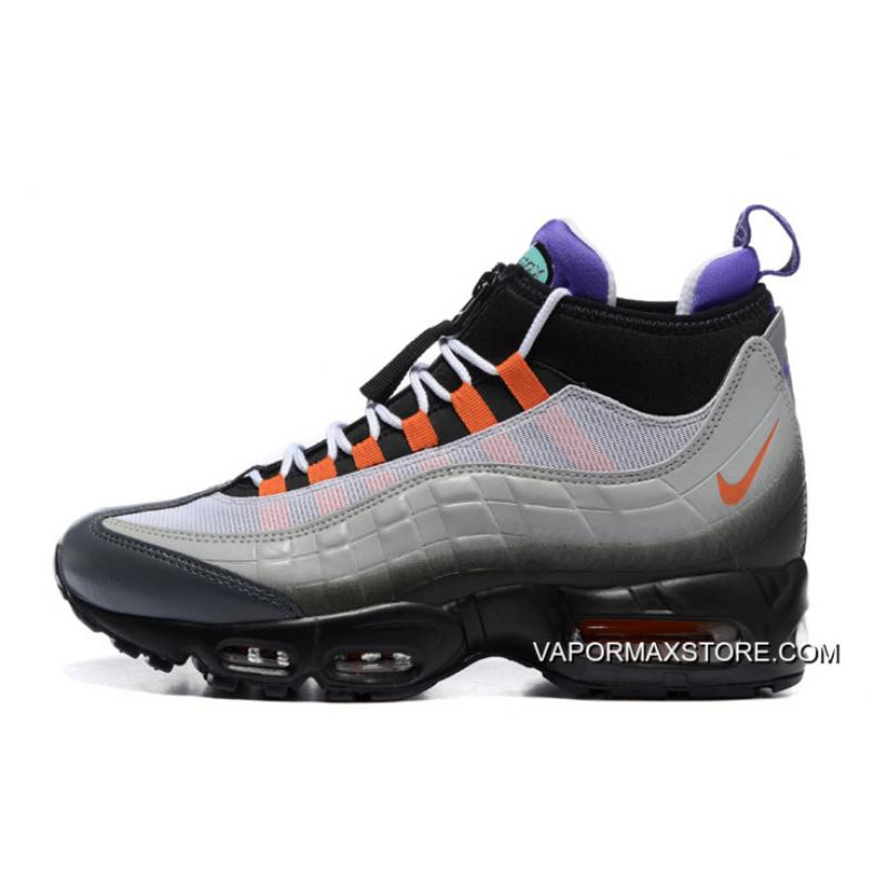 new concept 3b350 8610e Best Men Running Shoes Nike Air Max 95 Sneakerboot SKU:78479-229