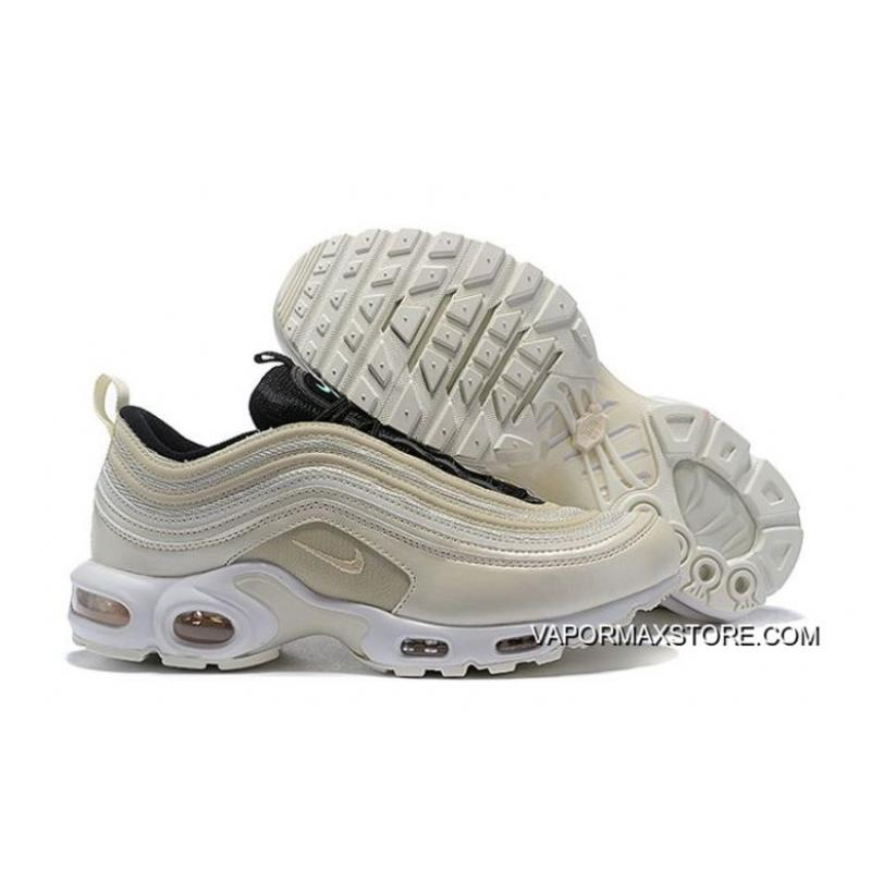 release date f1803 fb041 Authentic Men Nike Air Max Plus 97 Running Shoes SKU:63405-387