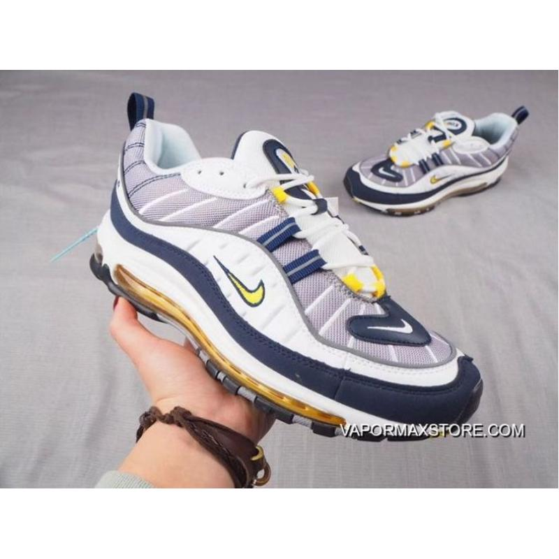 f859b1e3d8b1 Men Nike Air Max 98 Running Shoe SKU 9232-226 New Release ...