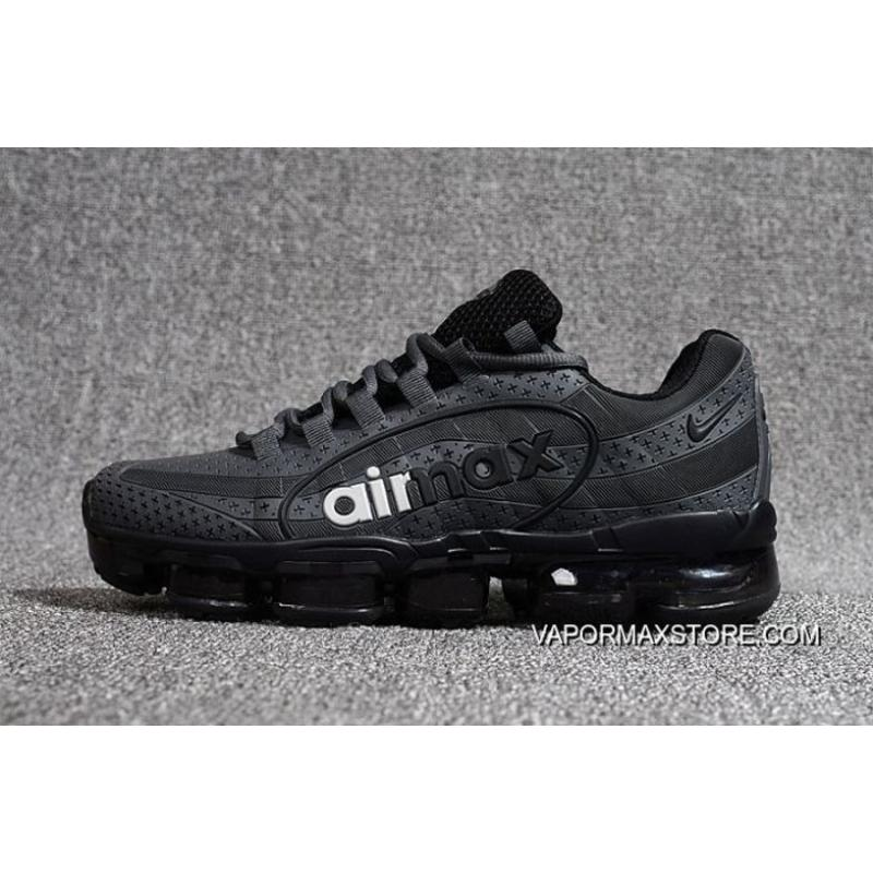 the best attitude 4a6dd 0fef2 Men Nike 2018 Air VaporMax 95 Running Shoes KPU SKU:159332-351 New Style