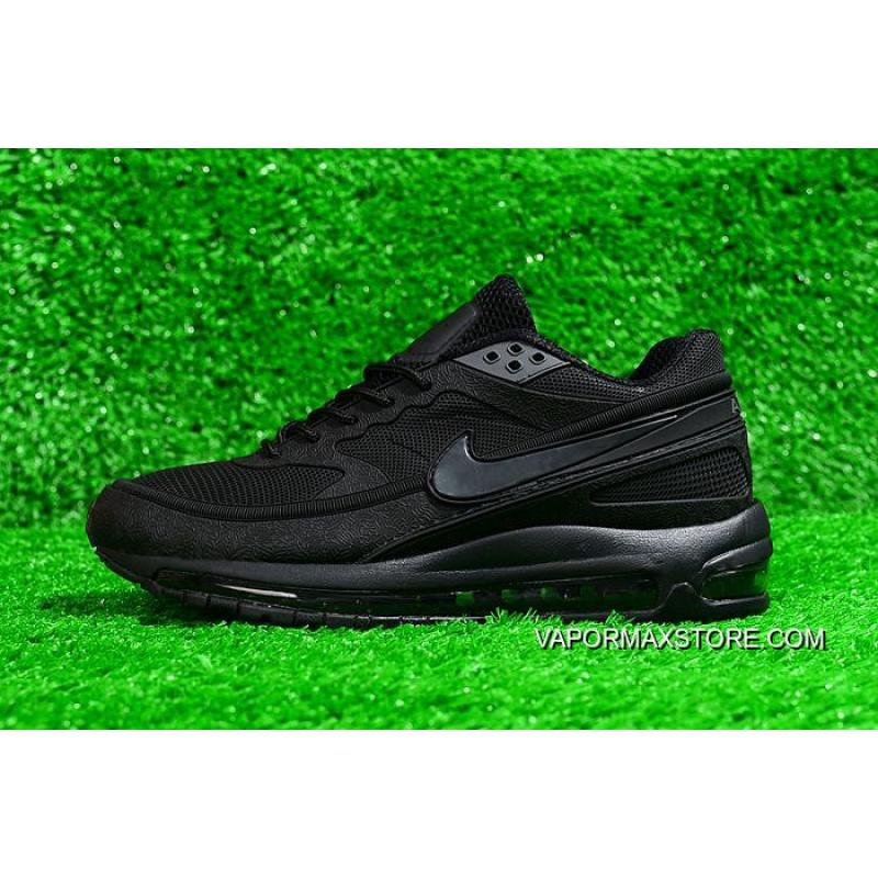 promo code 9961c 1eb2e Big Deals Men Nike Air Max 97 BW Running Shoes KPU SKU:174018-407