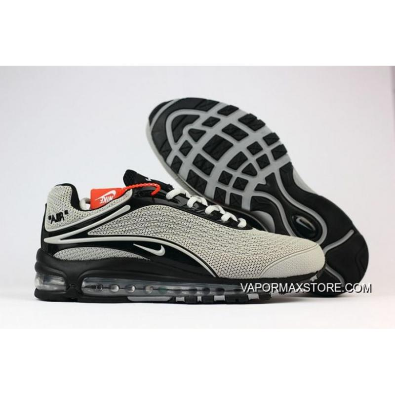 Men Air Max Deluxe OG 1999 Running Shoes KPU SKU 71027-440 Authentic ... 8abee83b6