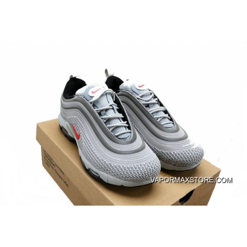 super popular c414d 3219c New Style Men Nike Air Max 97 TN Running Shoes SKU:164075-525