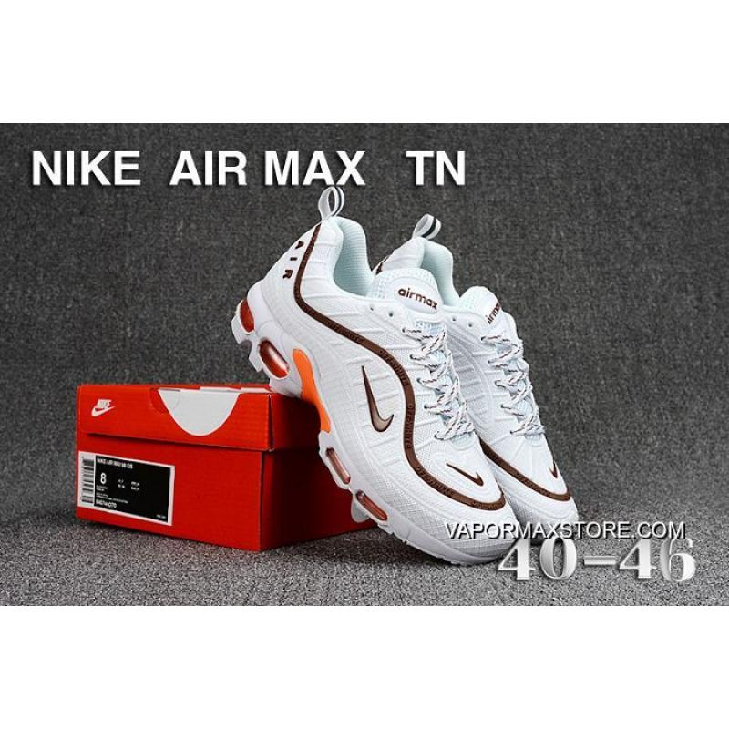 wholesale dealer bfddd 1d02f Latest Men Nike Air Max 98 TN Running Shoes KPU SKU:193469-537