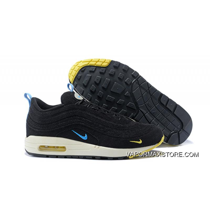 sports shoes 33113 aa67d Men Nike Air Max 97 X Air Max 1 Sean Wotherspoon SKU:30944-263 Buy Now