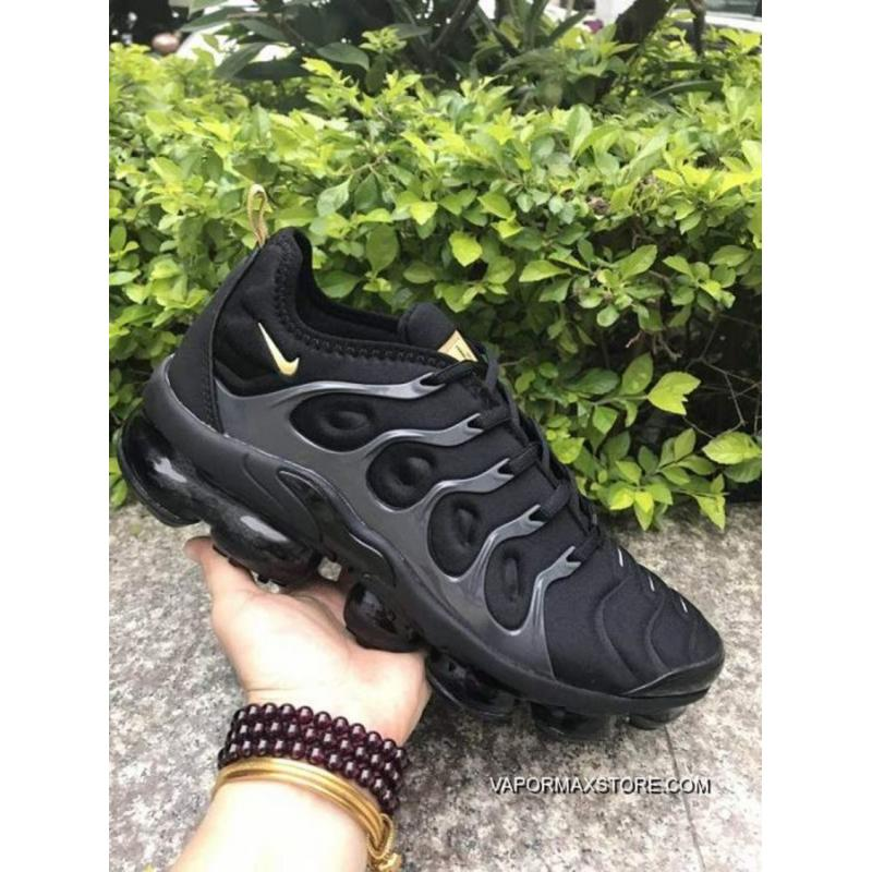 newest 21b38 74f8f Tax Free Men Nike Air VaporMax Plus Running Shoes SKU:81313-225