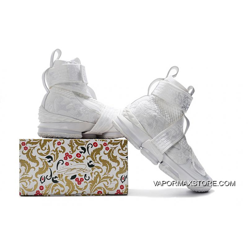 "85936b6314a8 ... KITH X Nike LeBron 15 Lifestyle ""City Of Angels"" Discount ..."