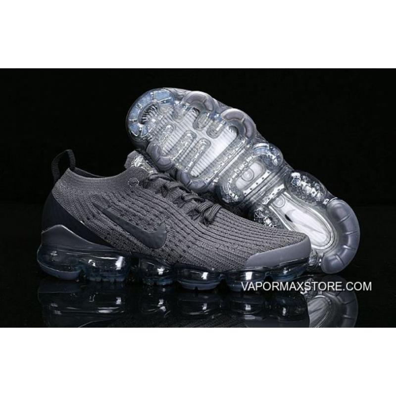 competitive price ec8a0 87d7f New Style Men Nike Air VaporMax 2019 Running Shoes SKU:10596-233