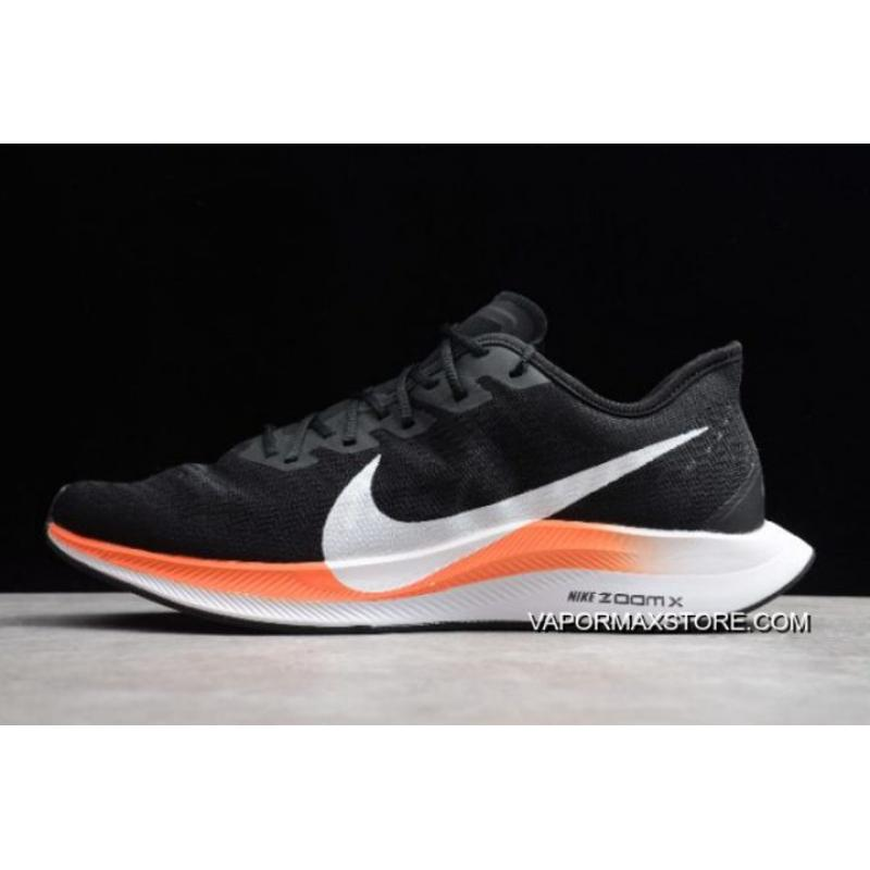 nouveau concept 4461a 5105b Nike Air Zoom Pegasus 35 Turbo 2.0 Black/Orange-White AT8242-012 Top Deals