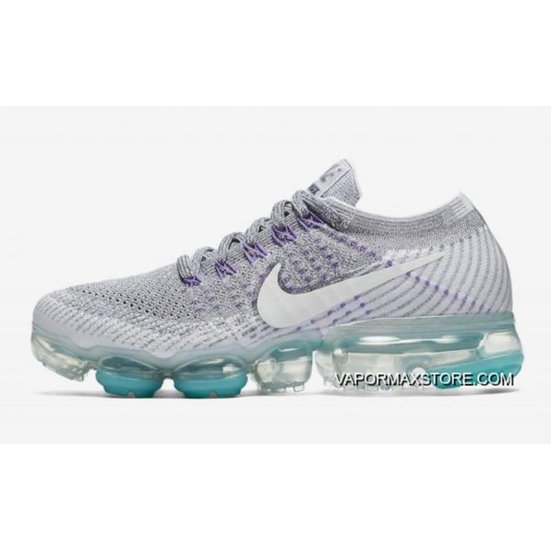 buy online 67bb7 fd749 Nike Air VaporMax 'Heritage Grape' Cool Grey/White-Pure Platinum-Wolf Grey  Online