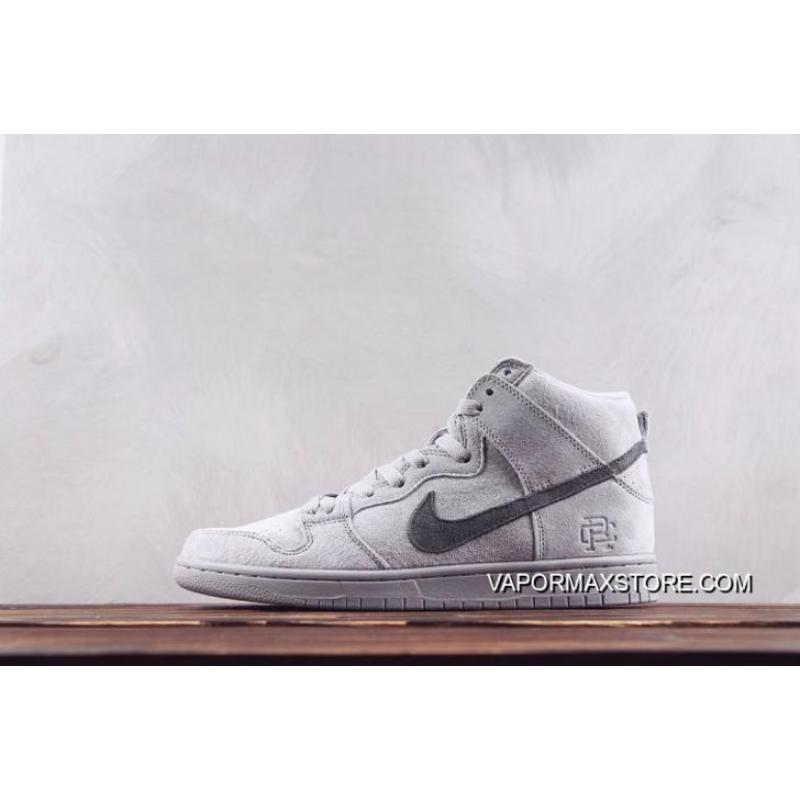 check out cbf91 bb05e Women Nike Dunk SB X Reigning Champ Sneakers SKU:165370-204 Buy Now