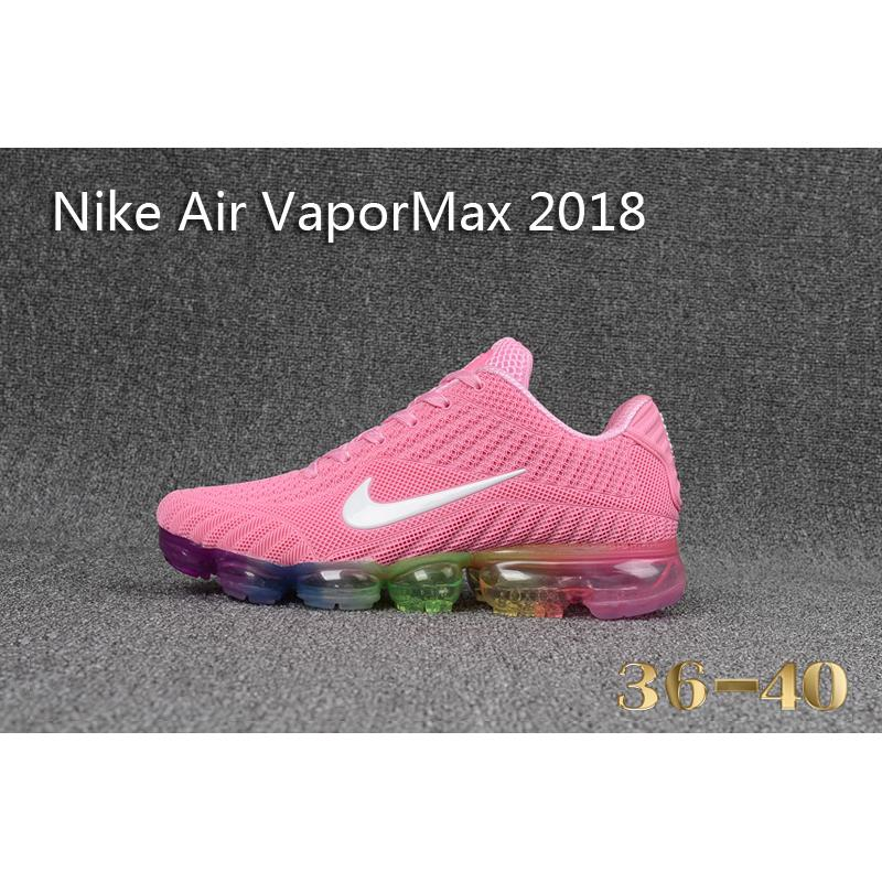 on sale f052e 206a7 Women Nike Air VaporMax 2018 KPU Sneakers SKU:40841-251 Discount