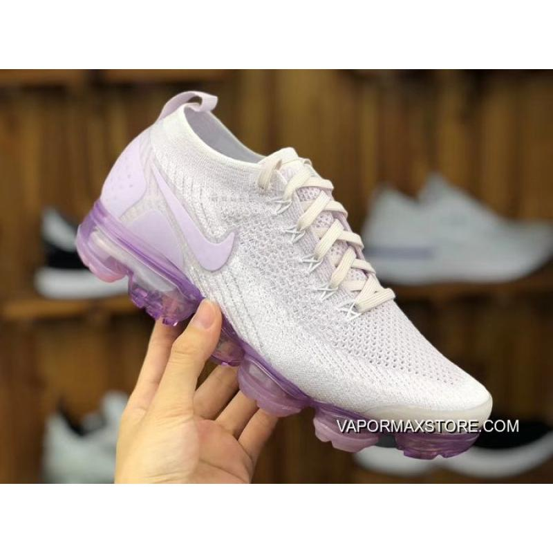 f7ae3c1c79c4 Women Nike Air VaporMax 2018 Flyknit Sneakers SKU 58038-299 Latest ...