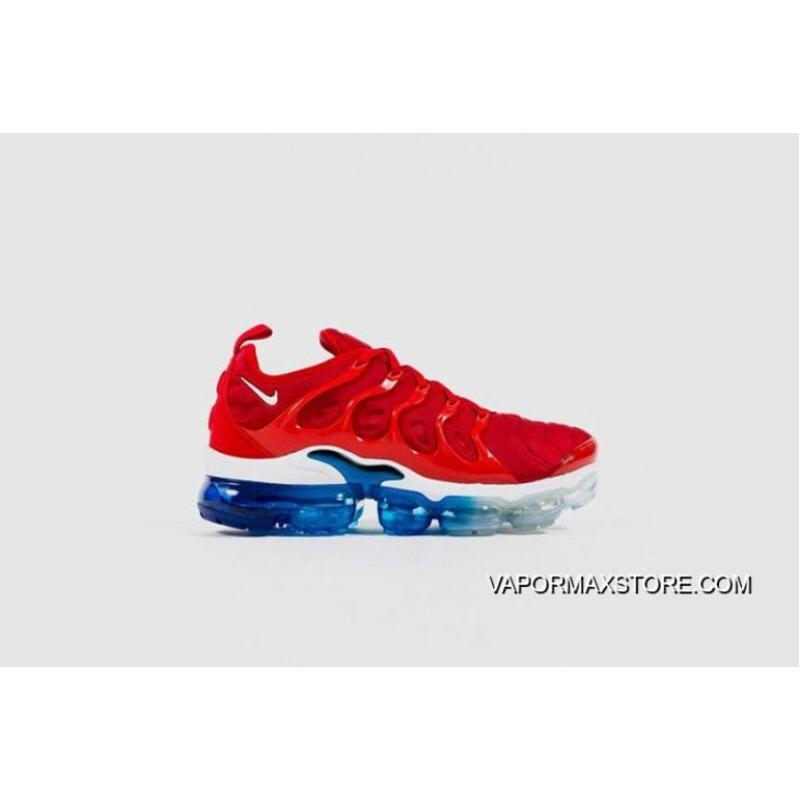 new product 6a61f cf154 New Style Women Nike Air VaporMax 2018 Plus TN Sneaker SKU:142241-407