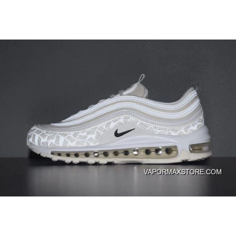 release date: c0adb 71ce0 Buy Now Women Air Max 97 Reflective Logo Sneakers SKU:145688-301