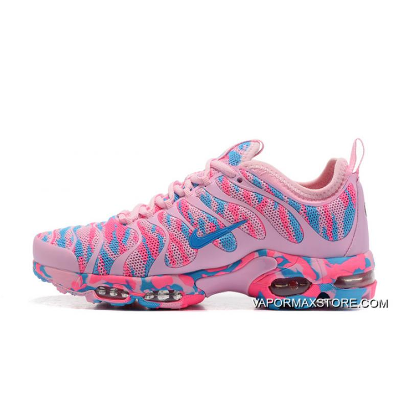 f823799d6815c Women Nike Air Max Plus TN Ultra Camouflage Sneaker SKU 20078-217 Free  Shipping ...