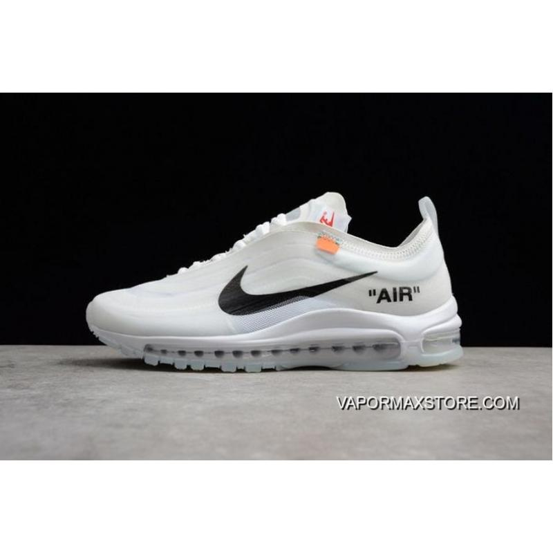 huge selection of 3d8eb 169b6 New Release Women OFF-WHITE X Nike Air Max 97 Sneaker SKU 49926- ...
