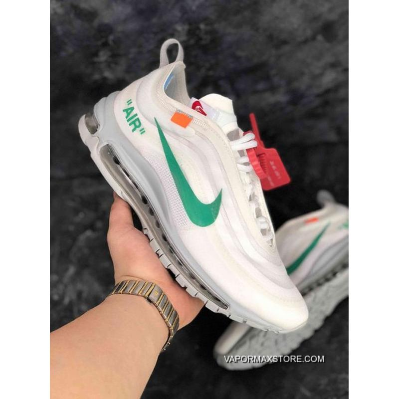 fea988aa8ea Women OFF-WHITE X Nike Air Max 97 Sneaker SKU 62169-327 Outlet ...