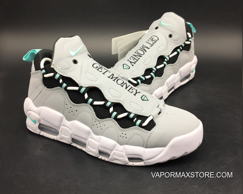 "Women Men Nike Air More Money ""Global Currency"" Big Deals df13be3dc"