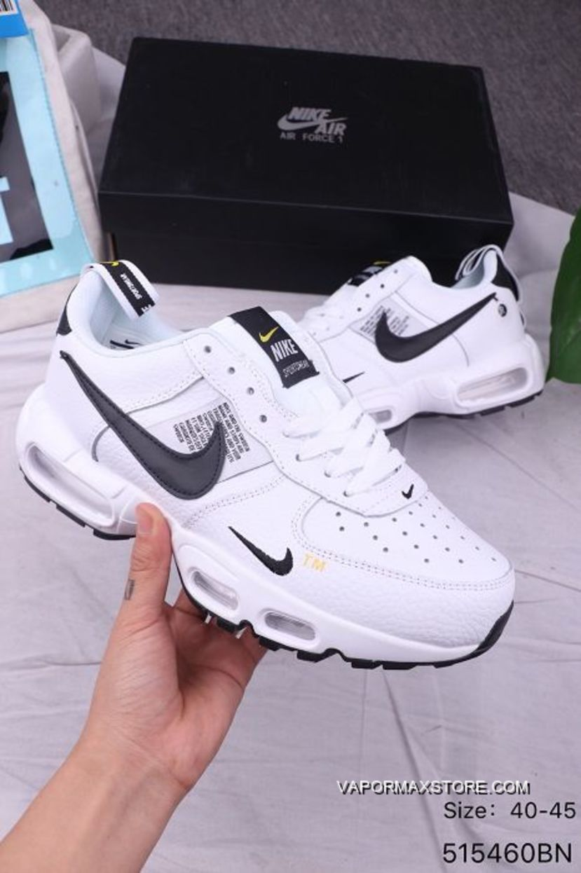 low priced e22c2 64393 Men Nike Air Force 1 X Air Max 95 Running Shoes SKU:160547-239 New Release