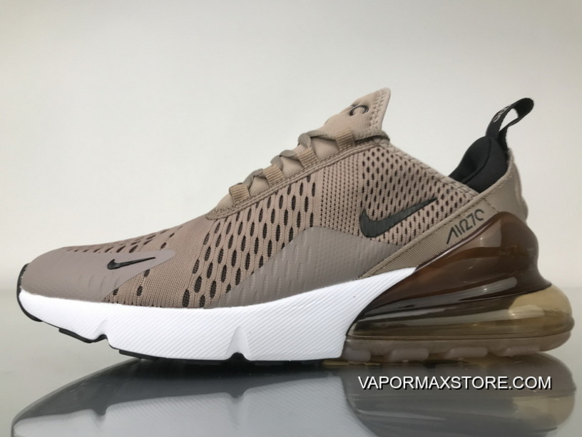 best service 90a7c 93bc7 Authentic Brown Nike Air Max 270 AH8050-200