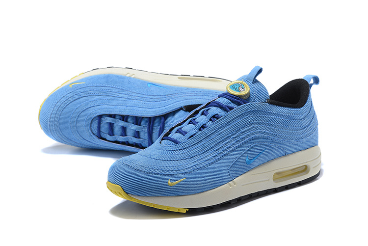huge discount 1bcf4 69f15 Free Shipping Men Nike Air Max 97 X Air Max 1 Sean Wotherspoon  SKU:118786-264