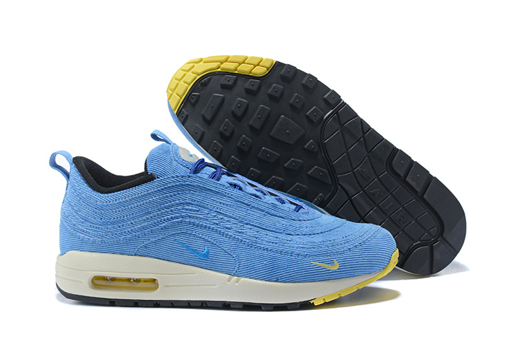 huge discount f0f8f bcce1 Free Shipping Men Nike Air Max 97 X Air Max 1 Sean Wotherspoon  SKU:118786-264