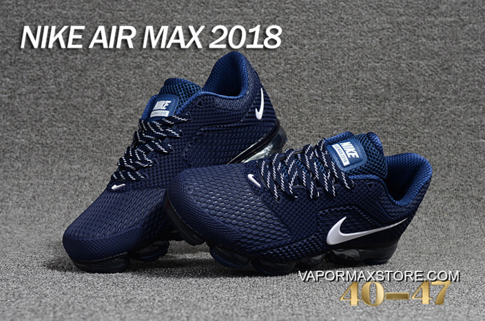 size 40 6ef7a 7ec18 New Style Men Nike Air VaporMax 2018 Running Shoes KPU SKU:98828-258