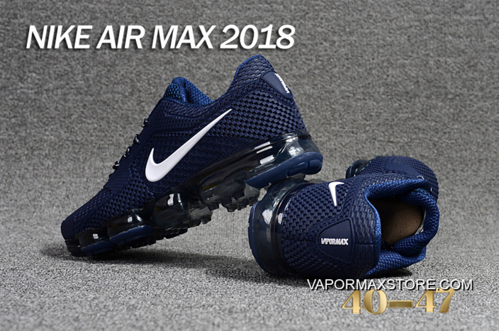 new style 8a784 fc97d New Style Men Nike Air VaporMax 2018 Running Shoes KPU SKU 98828-258
