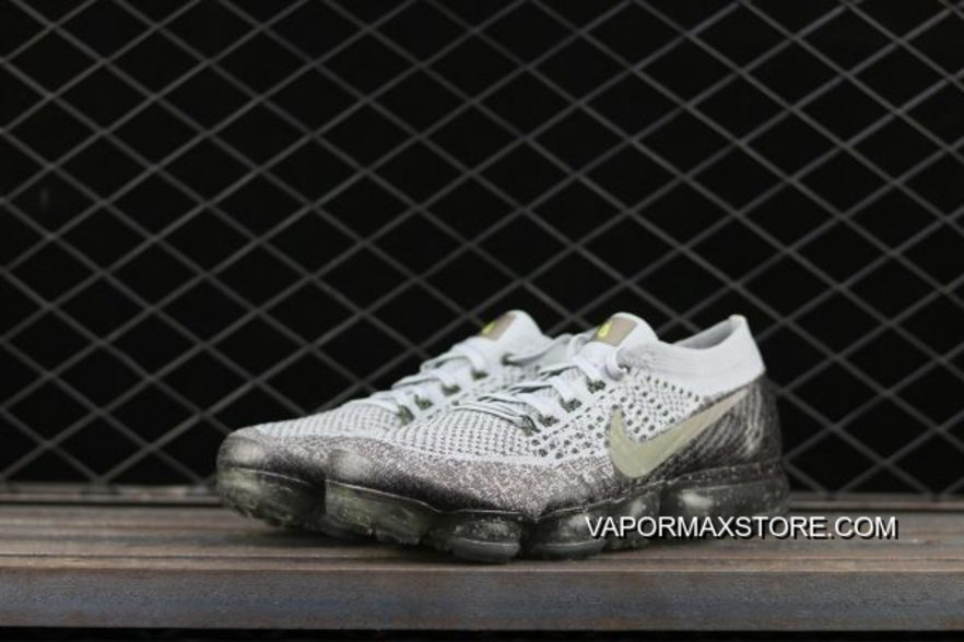 4c37491b972 Nike Air VaporMax Pure Platinum Anthracite-White-Dark Grey Online ...