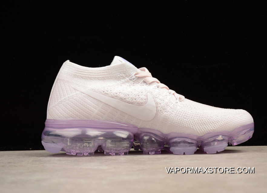 best loved ae55c 2bc40 Nike Air VaporMax Light Violet/Violet Dust Free Shipping