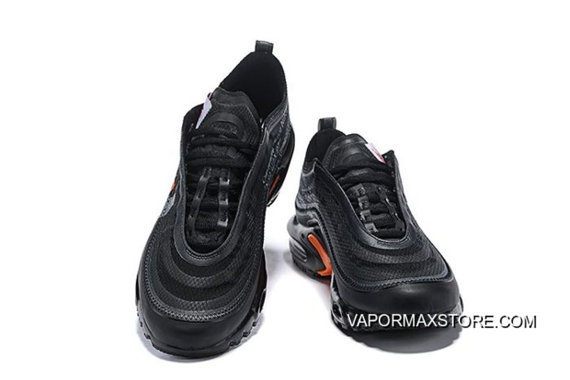 best sneakers 37b4f 73115 Men OFF-WHITE X Nike Air Max 97 TN Running Shoes SKU:31082-466 Where To Buy